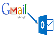view gmail in outlook
