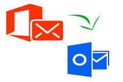 Export Office 365 email to PST