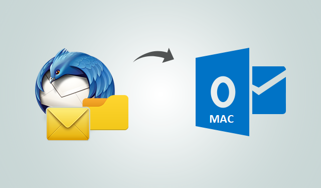 thunderbird to outlook mac