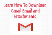 How to Backup Gmail Emails with Attachments