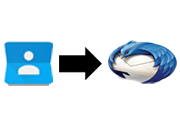 gmail contacts to thunderbird