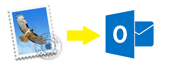 how to import apple mail into outlook
