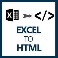 XLS Contacts to HTML Converter