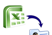 convert xls contacts to vcard