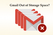 Gmail Out of Storage Space