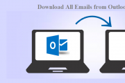 Download All Emails from Outlook 2016