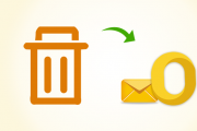 Recover deleted emails from Outlook Mac