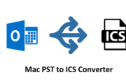Mac PST to ICS Converter