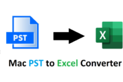 Mac PST to Excel Converter