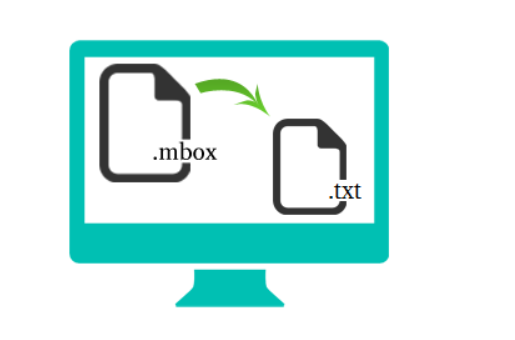 convert mbox to txt