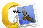 is outlook better than apple mail