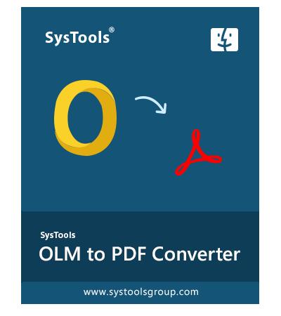 Convert OLM to PDF Mac